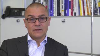 Video «Schlechte Orell-Füssli-Zahlen: Aktionär kritisiert die SNB» abspielen