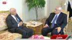 Video «Ägyptens Fahrplan für den Neuanfang» abspielen