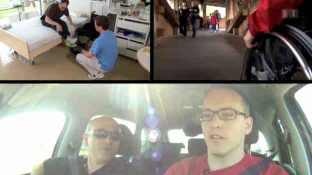 Video «Ronny Keller – Weg zurück in die Selbstständigkeit» abspielen