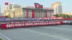 Video «Was ist dran an den neusten nordkoreanischen Drohungen?» abspielen