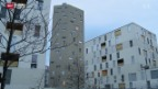 Video «Aus Landi Silos schicken Wohnraum schaffen» abspielen