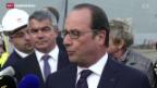 Video «Arbeitskampf in Frankreich» abspielen