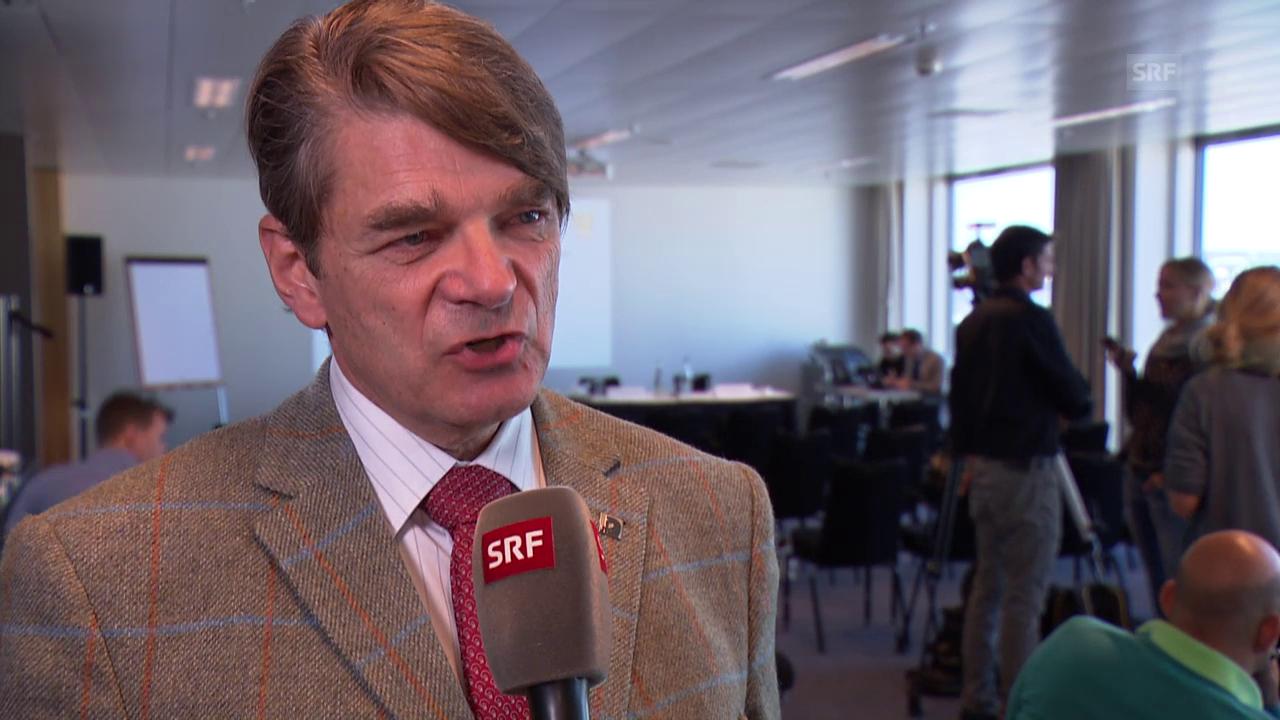 Reiten: Interview mit SVPS-Präsident Charles F. Troillet