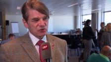 Video «Reiten: Interview mit SVPS-Präsident Charles F. Troillet» abspielen