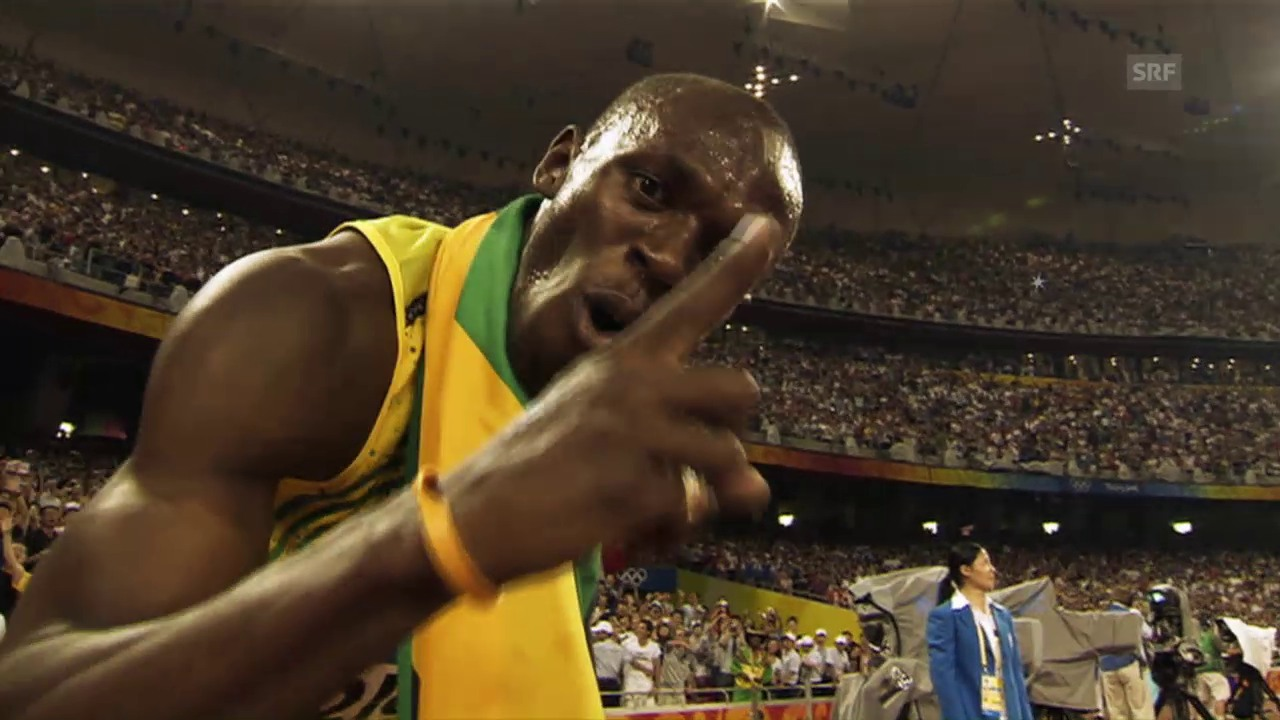 Rückblick mit Gänsehaut: Bolts bisherige Gold-Flut