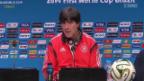 Video «Deutschland vor dem WM-Final» abspielen