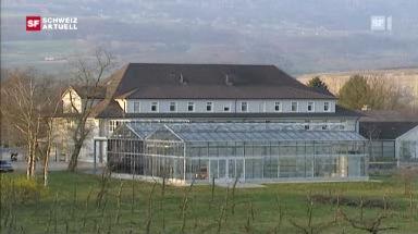 Skandal in Solothurner Strafanstalt