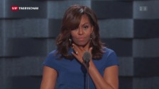 Video «Goodbye, Michelle Obama» abspielen