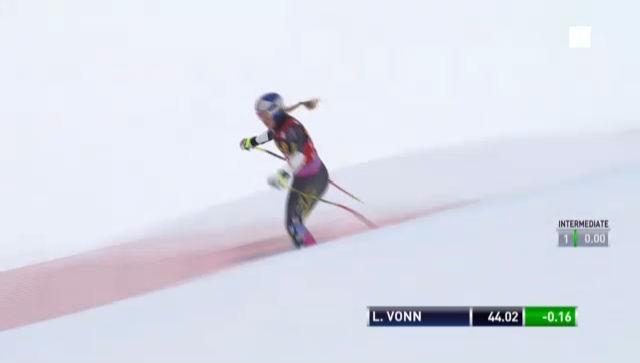 Super-Kombi Frauen: Super-G Lindsey Vonn («sportlive»)