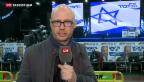 Video «Einschätzungen von Pascal Weber in Tel Aviv.» abspielen