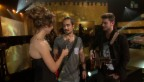Video «Bastian Baker und Eric Blum: Musik trifft auf Sport» abspielen