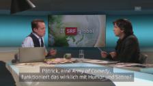 Video «Patrick Chappatte über Trump» abspielen