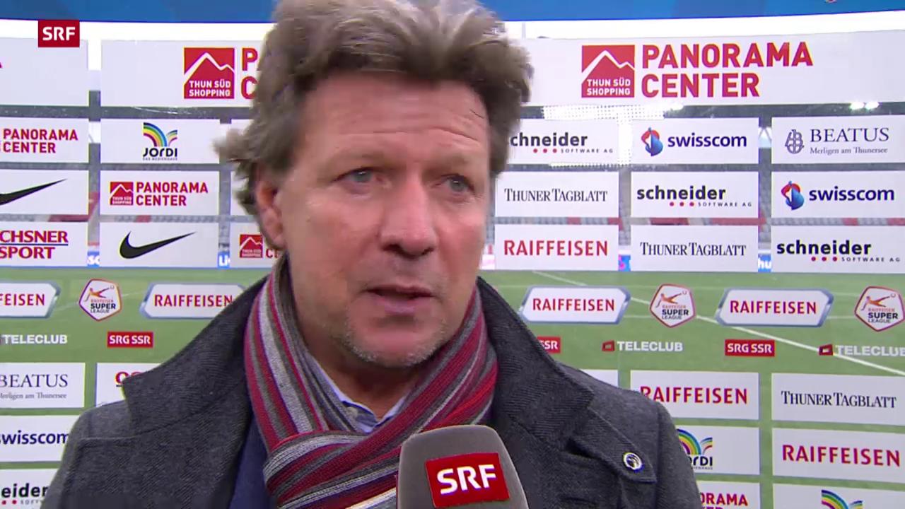 Thun-FCB: das sagten die Direktbeteiligten
