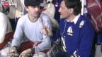 Video ««Retro» mit Beni – der junge nervöse Beni in der Kloten-Kabine» abspielen