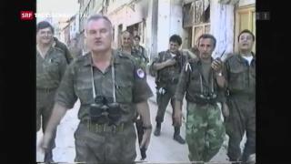 Video «Ratko Mladic erhält Lebenslänglich für Völkermord » abspielen