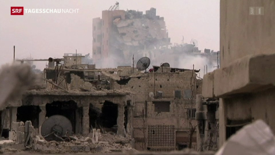 Homs: Syrische Stadt in Agonie