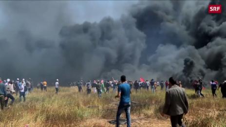 Link öffnet eine Lightbox. Video Israel feiert seine Unabhängigkeit abspielen