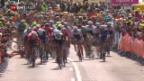 Video «Rad: Tour de France, 1. Etappe» abspielen