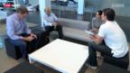 Video «Formel 1: Russische Partner retten Sauber» abspielen