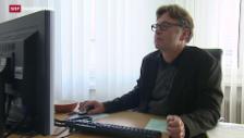 Video «Datenschützer Thür geht in Pension» abspielen