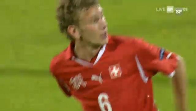 U21-EM-Final: Highlights Schweiz-Spanien