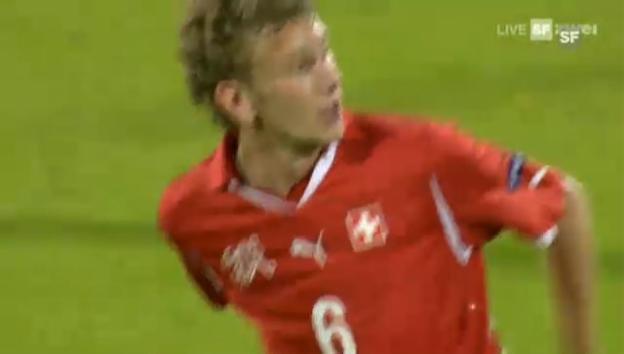 Video «U21-EM-Final: Highlights Schweiz-Spanien» abspielen
