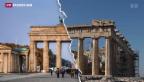 Video «Verzweiflung in Athen» abspielen
