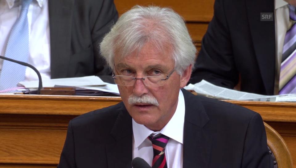 Markus Stadler betont Abwanderungsproblematik