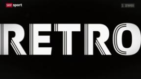 Video ««Retro» mit Beni Thurnheer – vor 20 Jahren» abspielen