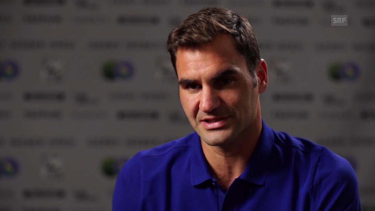 So verfolgte Federer die Tour während seiner Abwesenheit