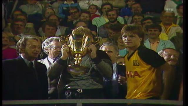 1986: YB feiert den letzten Meistertitel