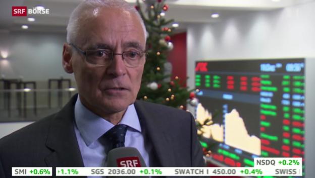 Video «SRF Börse vom 22.12.2014» abspielen