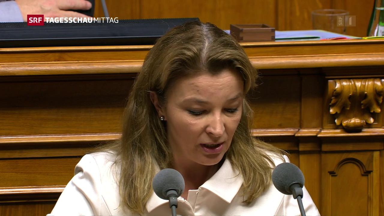Nationalrätin Barbara Schmid-Federer tritt zurück
