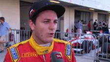 Video «GP2: Interview mit Fabio Leimer» abspielen
