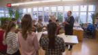 Video «FOKUS: Frühfranzösisch in der Schule oder nicht?» abspielen