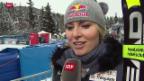 Video «Fabienne Suter und Lara Gut im Training top» abspielen