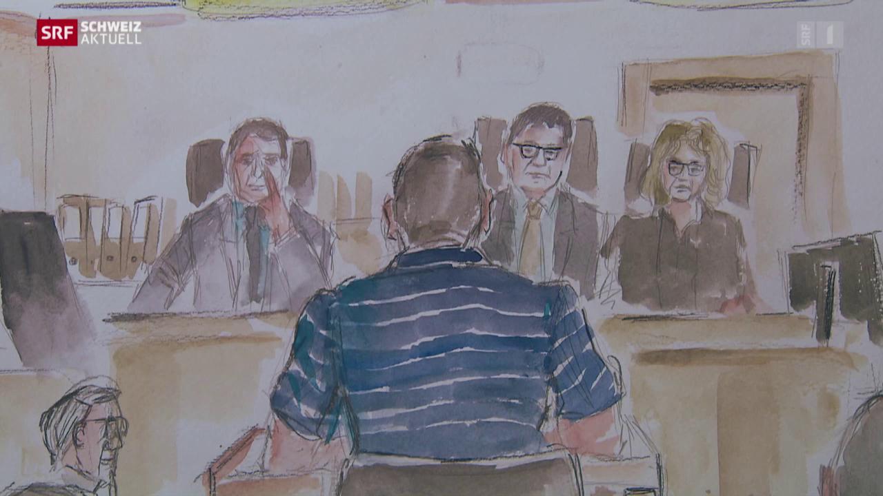 Urteil zur Explosion in Pratteln