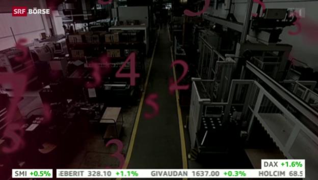 Video «SRF Börse vom 18.11.2014» abspielen