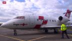 Video «Die Schweiz schickt Hilfe nach Nepal» abspielen