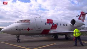 Video «Die Schweiz schickt Hilfe nach Nepal  » abspielen