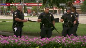 Video «Nach den Polizistenmorden in Louisiana» abspielen