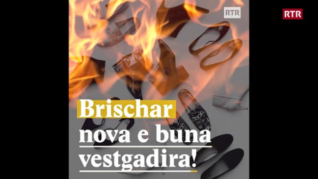 Laschar ir video «Brischar nove e buna vestgadira!»
