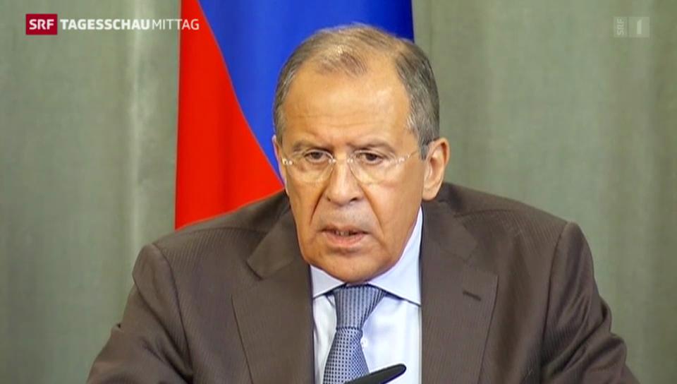 Russland: Anerkennung des Resultats