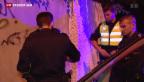 Video «Illegale Einreisen und Schlepperkriminalität auf Rekordwert» abspielen