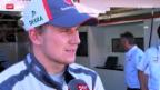 Video «Formel 1: Sauber vor dem GP Monte Carlo» abspielen