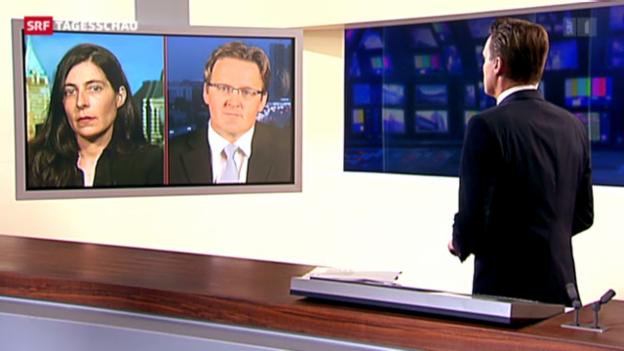 Video «Einschätzungen von Karin Bauer und Christof Franzen» abspielen