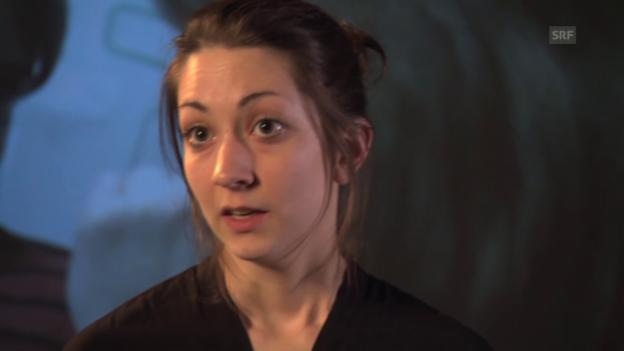 Video «Wendy Pillonel über Kurt Früh» abspielen