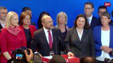 Link öffnet eine Lightbox. Video CDU und SPD verlieren deutlich abspielen