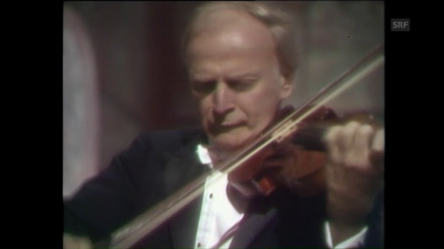 Video «Menuhin: The Long Lost Tapes» abspielen