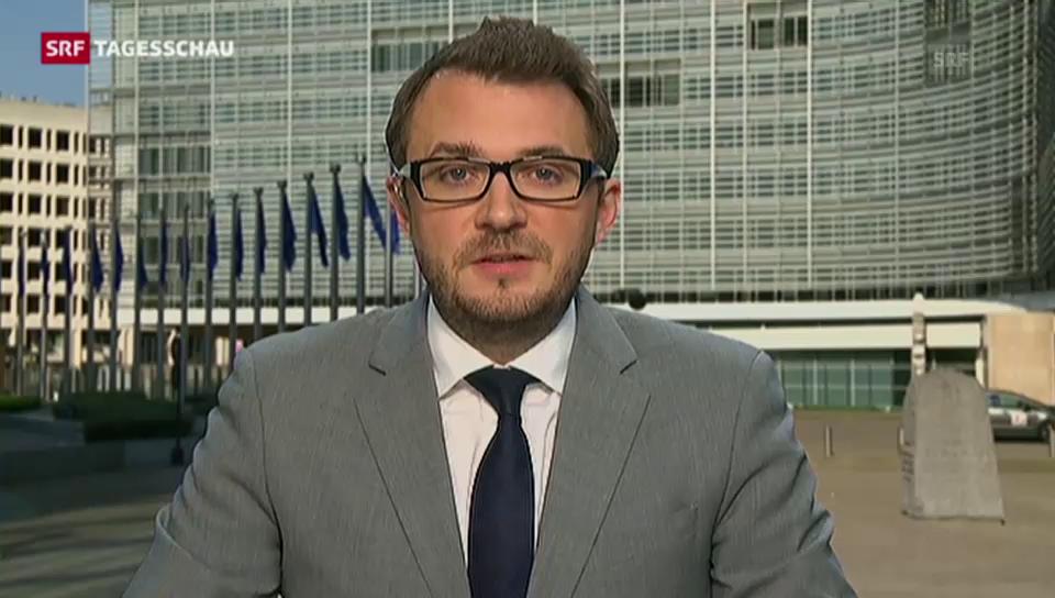 Einschätzungen von SRF-Korrespondent Sebastian Ramspeck